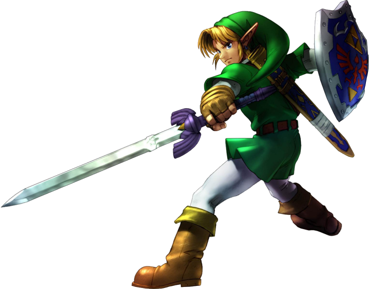 Link_Attacking_(Soulcalibur_II)