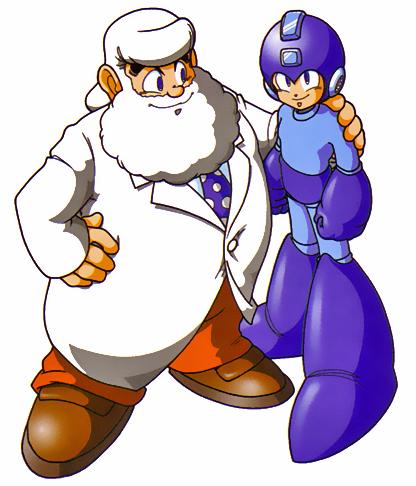 DrLight&MegaMan